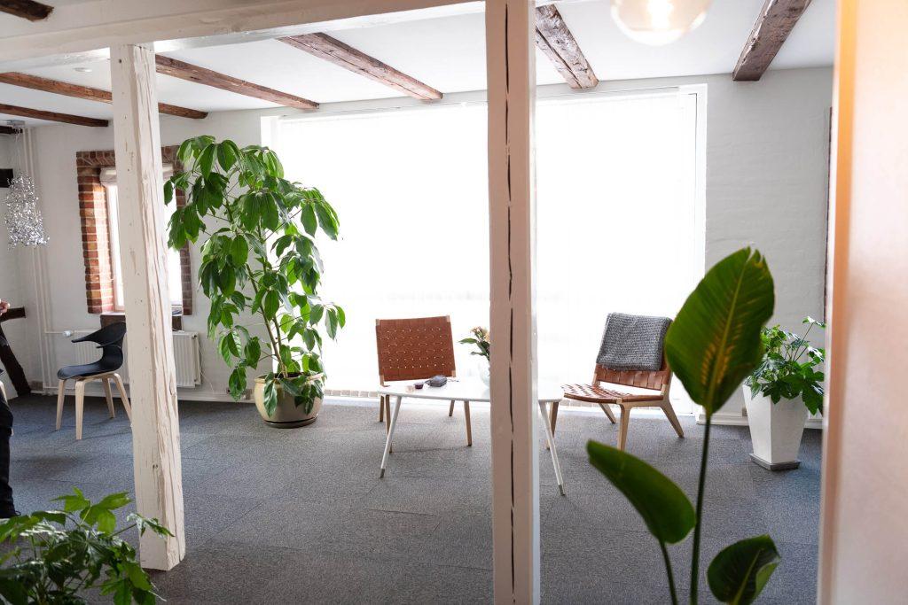 Zency massage i aarhus venteværelse