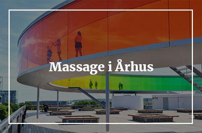 Massage i Århus